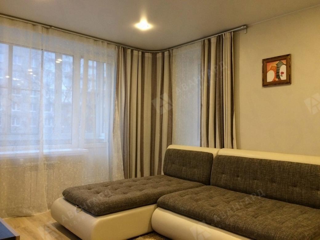 1-комнатная квартира, Славы пр-кт, 2к2 - фото 2