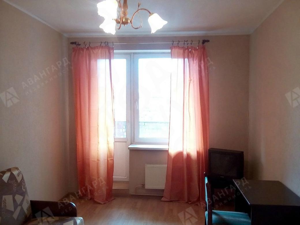 1-комнатная квартира, Шостаковича ул, 3к1 - фото 2