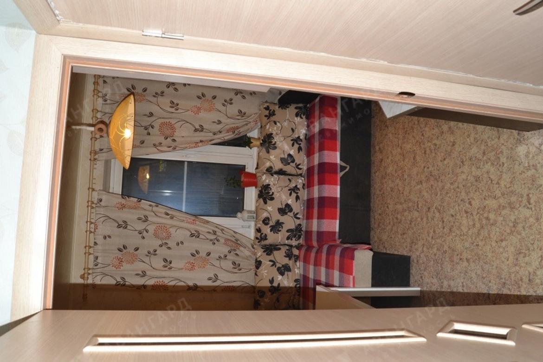 1-комнатная квартира, Наставников пр-кт, 26к1 - фото 9