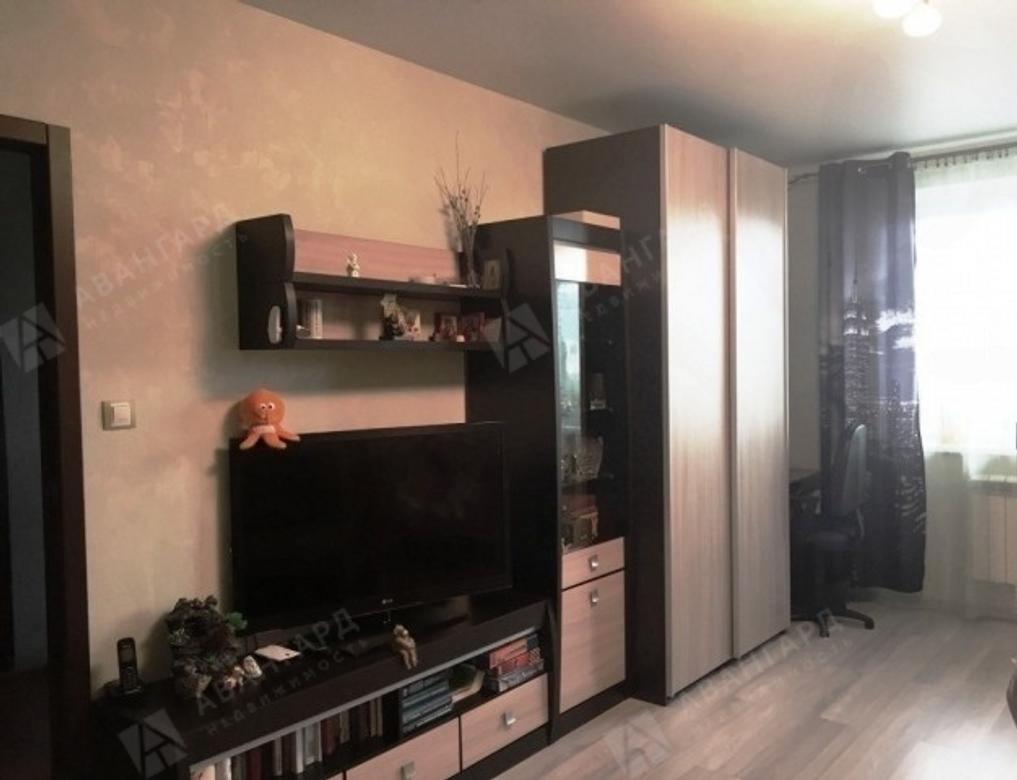 1-комнатная квартира, Камышовая ул, 38к2 - фото 1