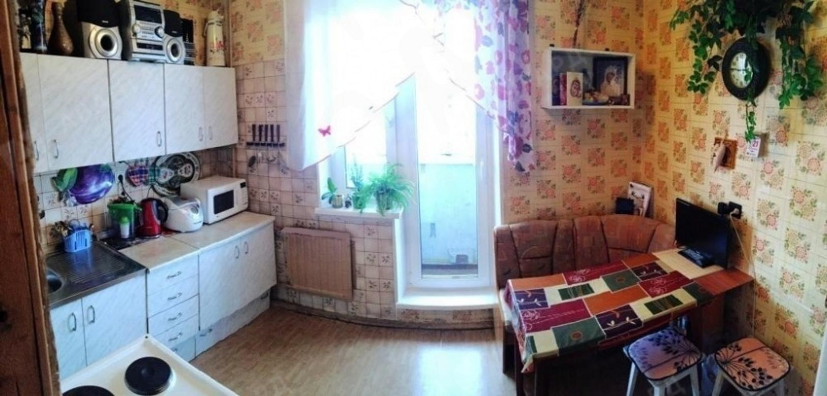 1-комнатная квартира, Камышовая ул, 38к2 - фото 2