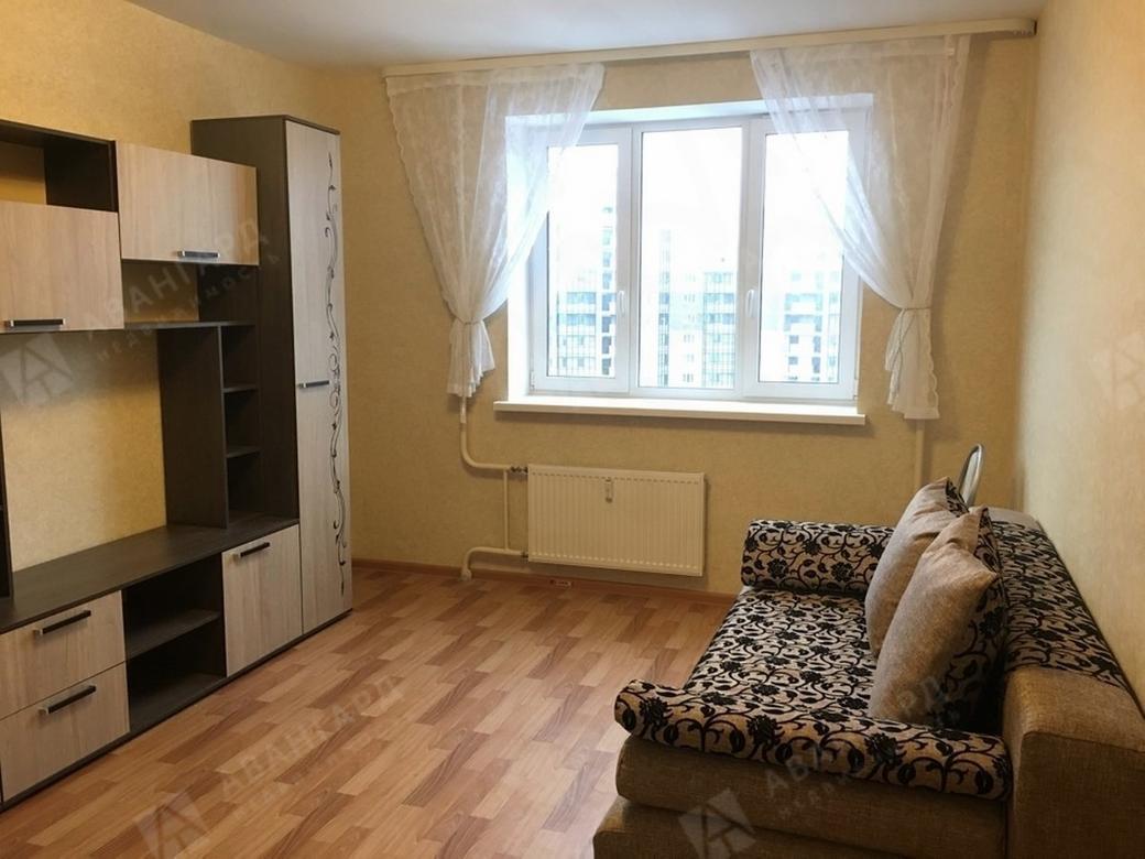 1-комнатная квартира, Фёдора Абрамова ул, 21к3 - фото 1