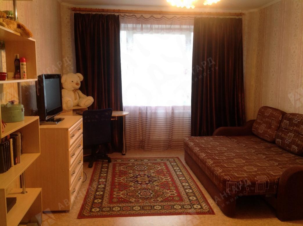 1-комнатная квартира, Просвещения пр-кт, 34 - фото 1