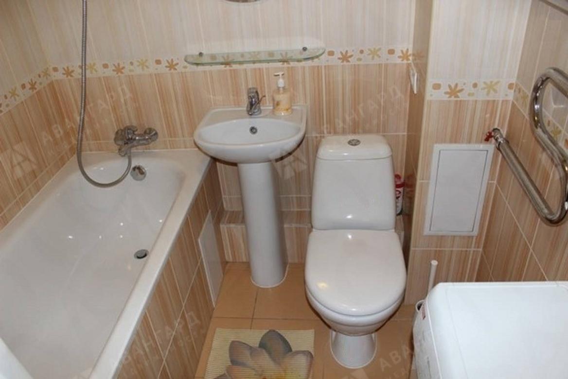 1-комнатная квартира, Краснопутиловская ул, 25 - фото 5