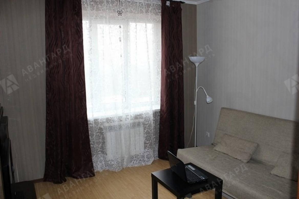1-комнатная квартира, Краснопутиловская ул, 25 - фото 2