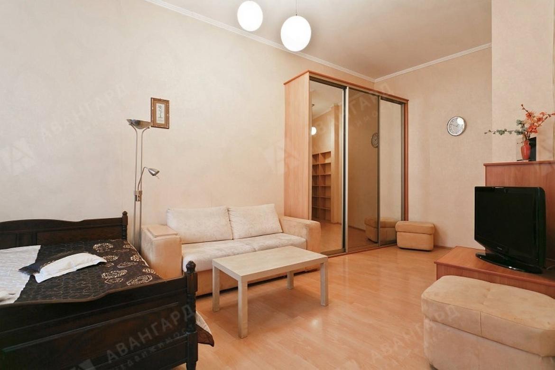 1-комнатная квартира, Михаила Дудина ул, 23к1 - фото 1