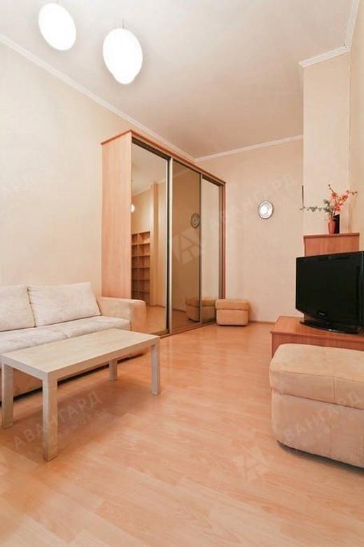 1-комнатная квартира, Михаила Дудина ул, 23к1 - фото 2