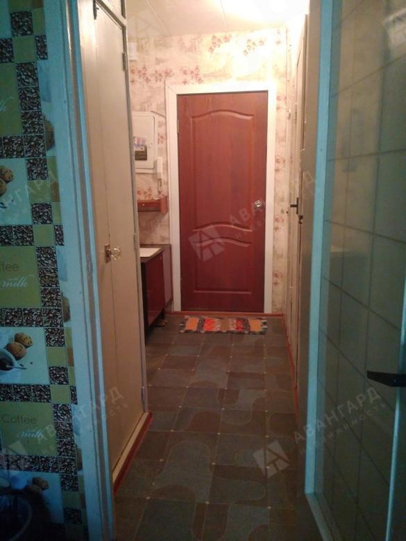 1-комнатная квартира, Антонова-Овсеенко ул, 9к2 - фото 8