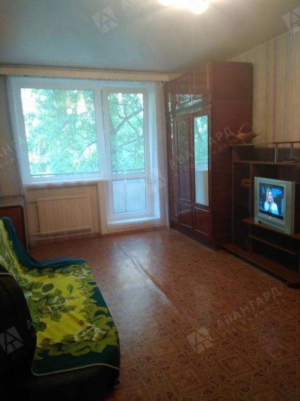 1-комнатная квартира, Антонова-Овсеенко ул, 9к2 - фото 1