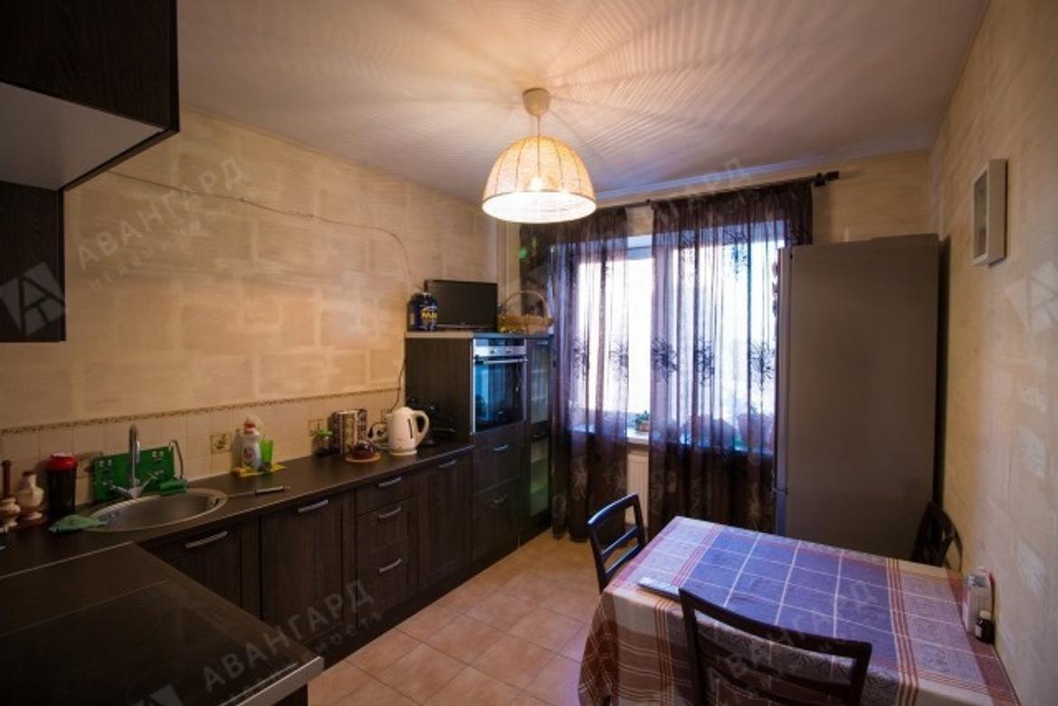 1-комнатная квартира, Адмирала Трибуца ул, 5 - фото 2