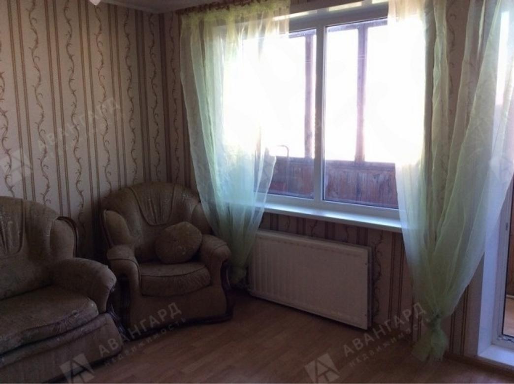 1-комнатная квартира, Товарищеский пр-кт, 28к1 - фото 1