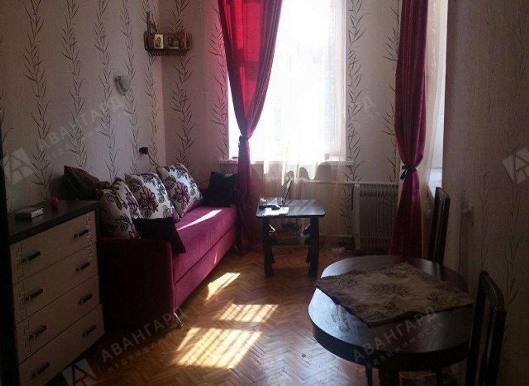 1-комнатная квартира, Смолячкова ул, 13 - фото 1