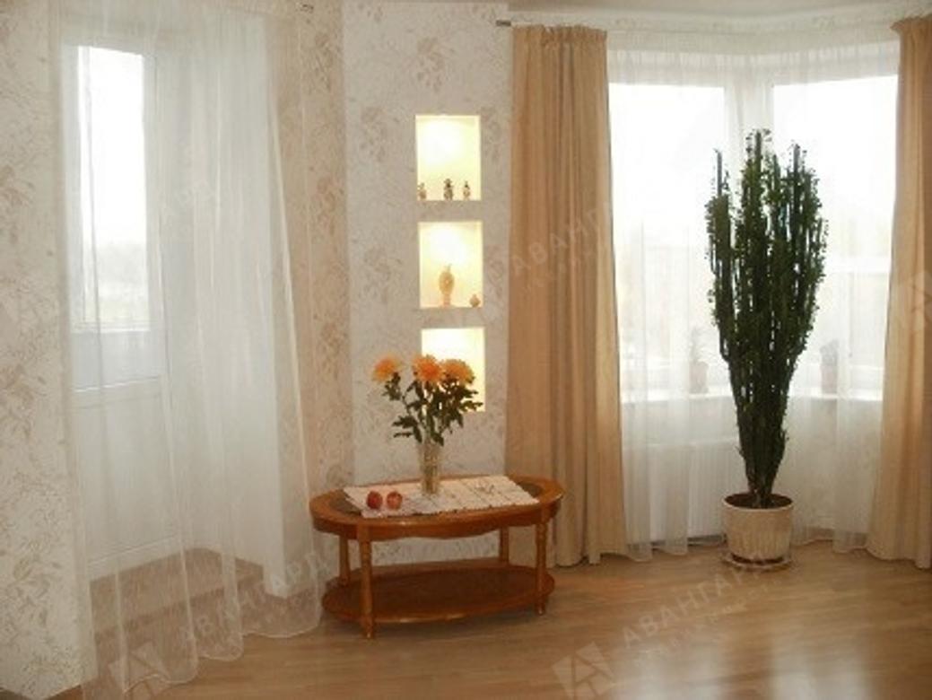 1-комнатная квартира, Ворошилова ул, 25к1 - фото 2