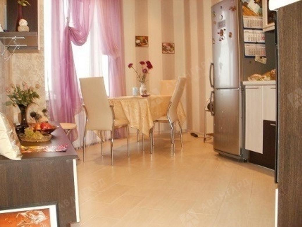 1-комнатная квартира, Ворошилова ул, 25к1 - фото 1