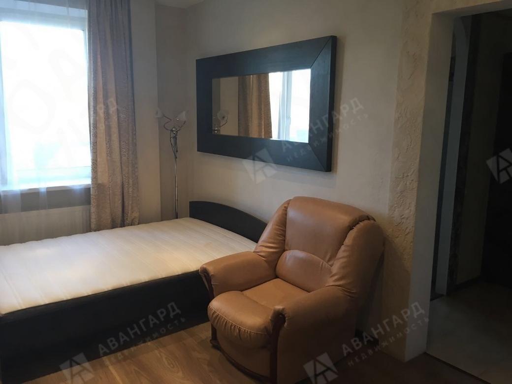 1-комнатная квартира, Брянцева ул, 13к1 - фото 1