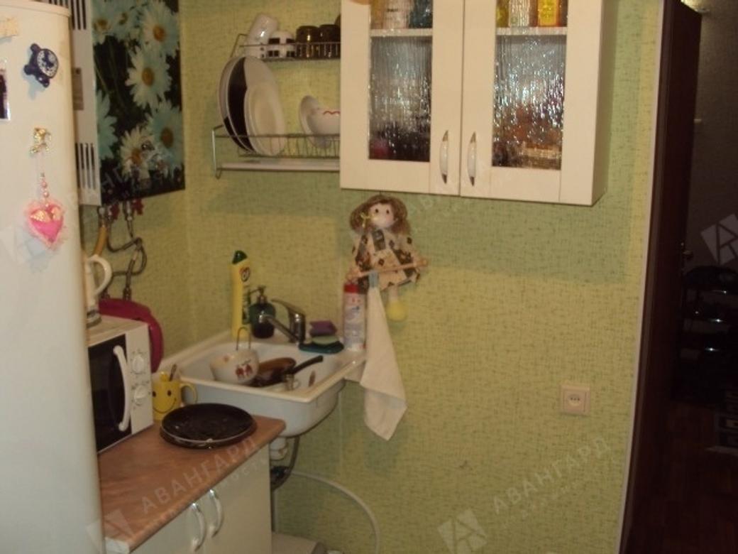 1-комнатная квартира, Новосибирская ул, 14 - фото 3
