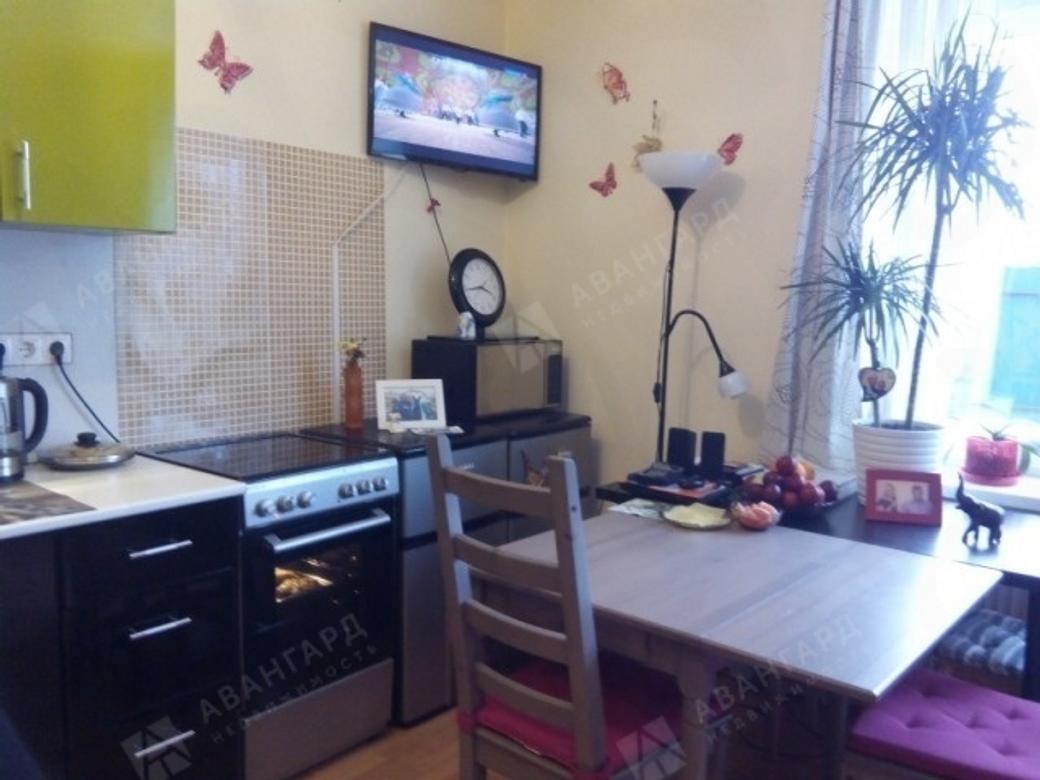 1-комнатная квартира, Коломяжский пр-кт, 15к2 - фото 2