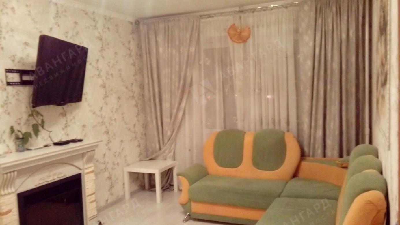 1-комнатная квартира, Щербакова ул, 11 - фото 1
