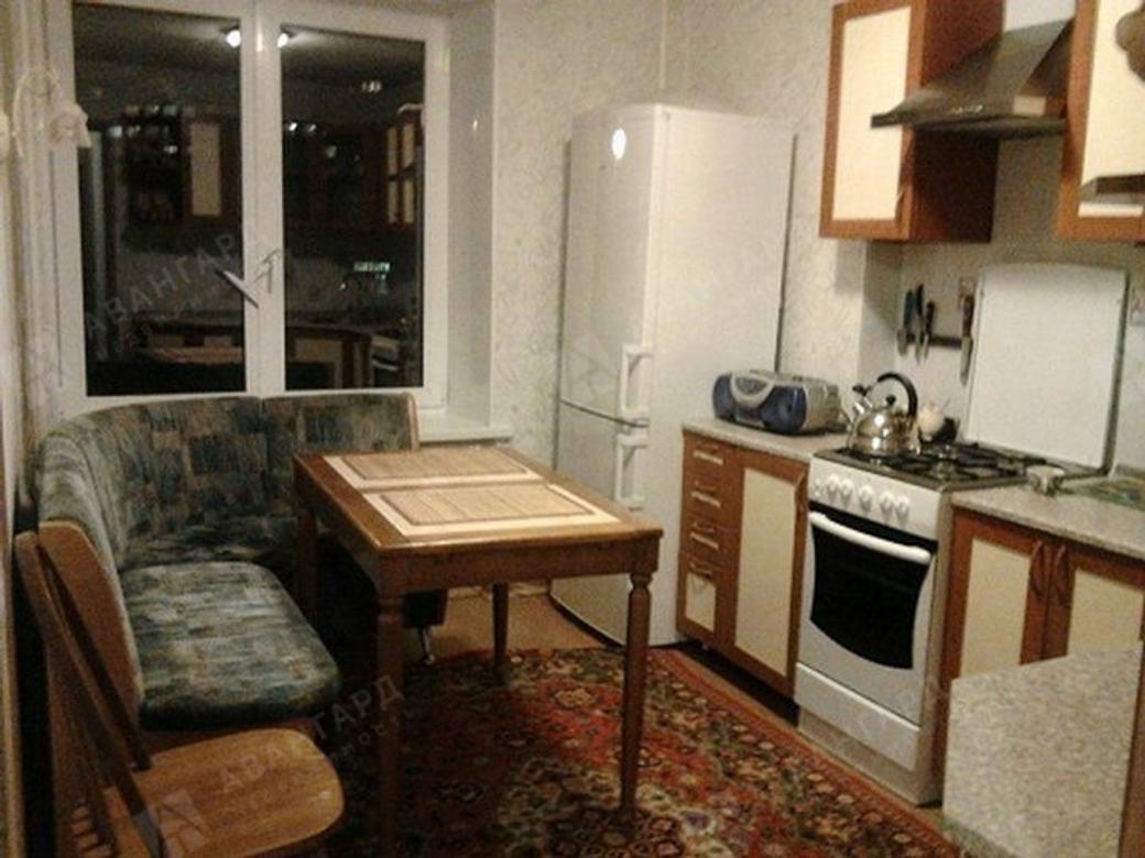1-комнатная квартира, Турку ул, 20к1 - фото 2