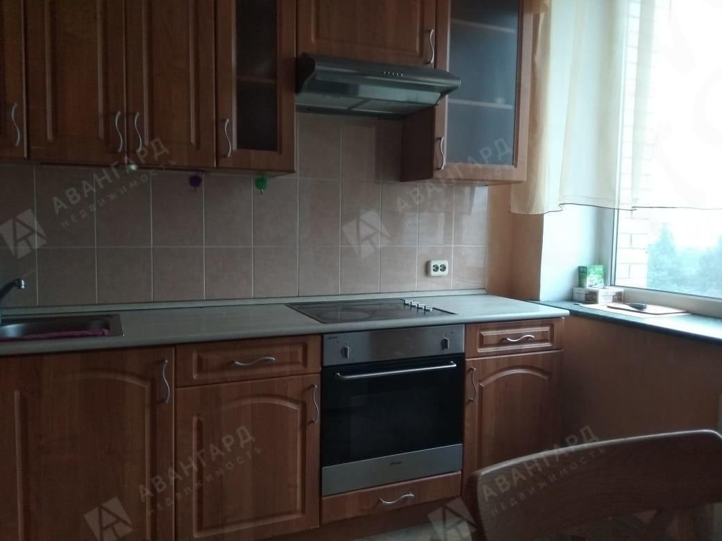 1-комнатная квартира, Киришская ул, 4 - фото 2