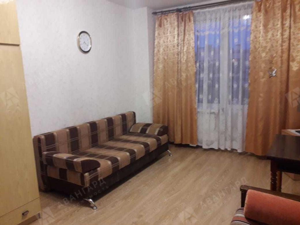 1-комнатная квартира, Шуваловский пр-кт, 41 к1 - фото 1