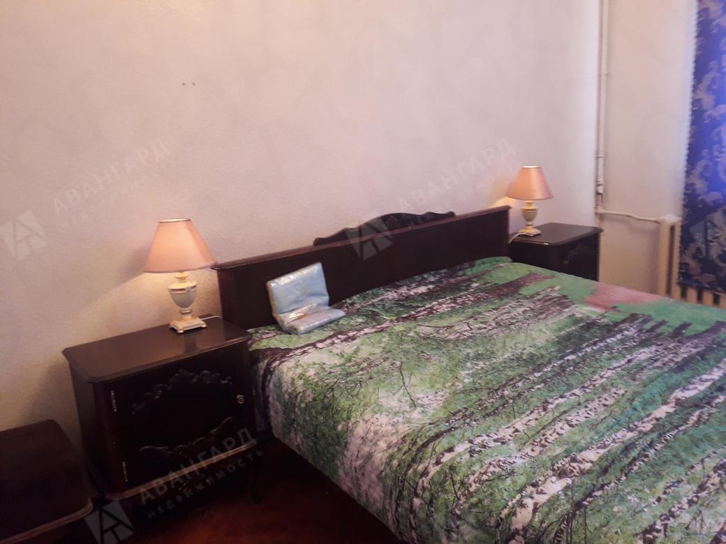 2-комнатная квартира, Скобелевский пр-кт, 17 - фото 1