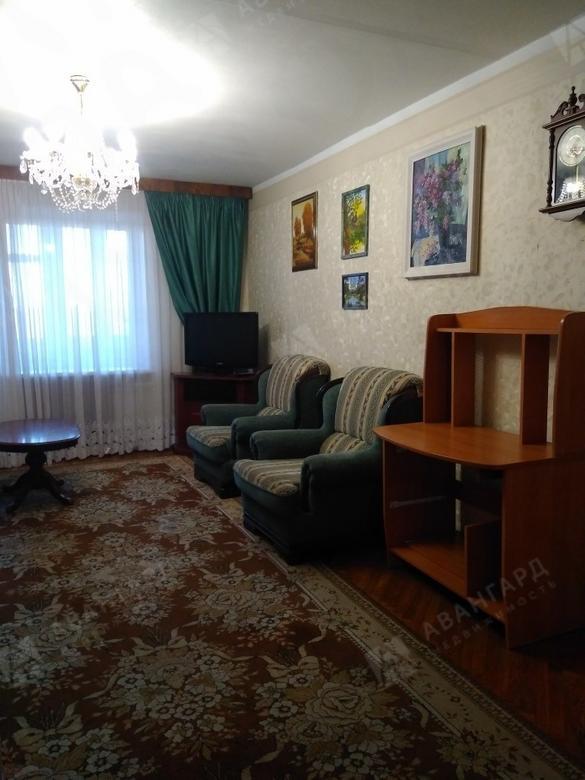 2-комнатная квартира, Стачек пр-кт, 83 - фото 1