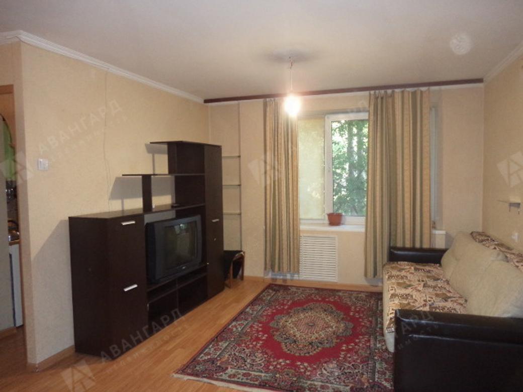 1-комнатная квартира, Невзоровой ул, 12 - фото 2