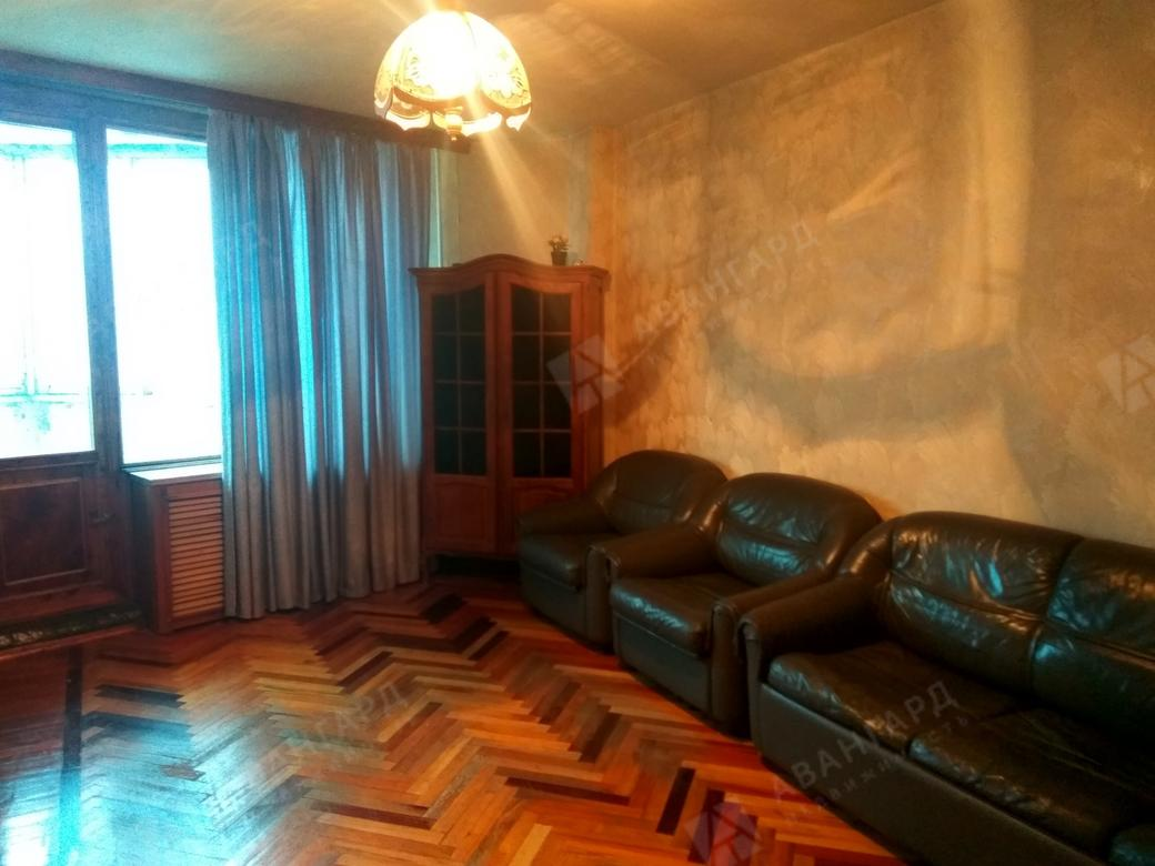 2-комнатная квартира, Новосмоленская наб, 4 - фото 1