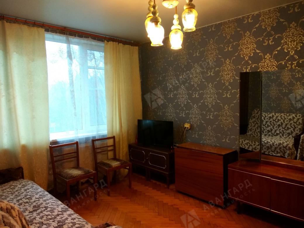 1-комнатная квартира, Вавиловых ул, 7к2 - фото 2