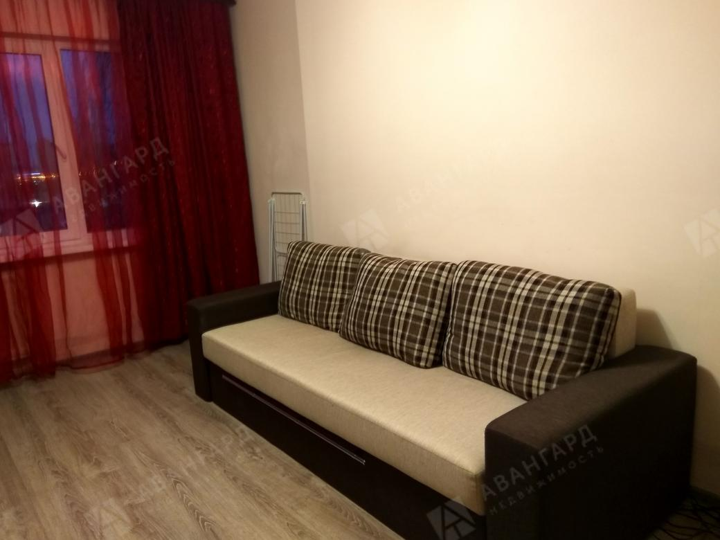 2-комнатная квартира, Хасанская ул, 4 к1 - фото 1