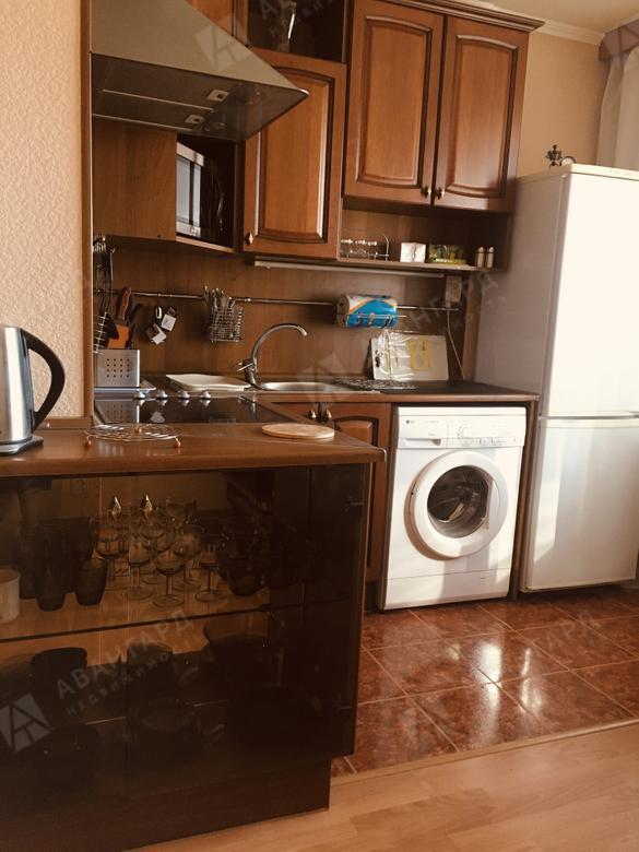 1-комнатная квартира, Латышских Стрелков ул, 11 к.1 - фото 2