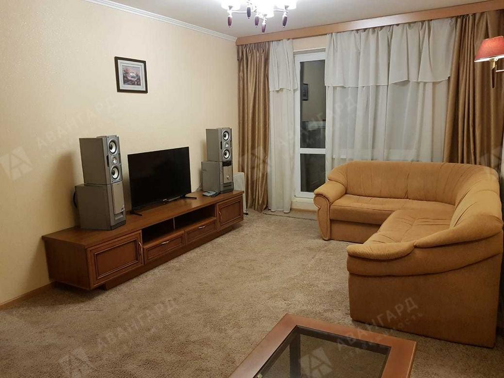 1-комнатная квартира, Латышских Стрелков ул, 11 к.1 - фото 1