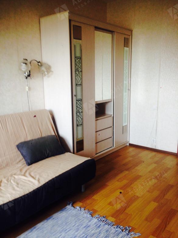 1-комнатная квартира, Ленинский пр-кт, 53 к.4 - фото 1