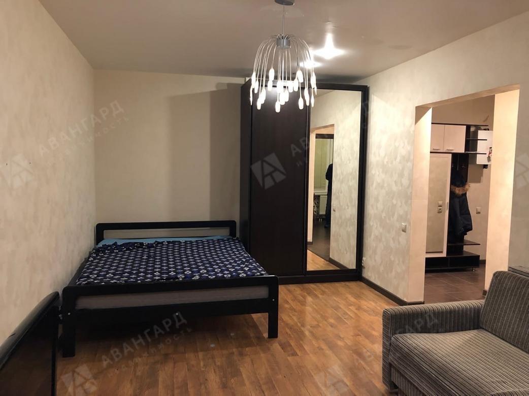 1-комнатная квартира, Капитанская ул, 4 - фото 1