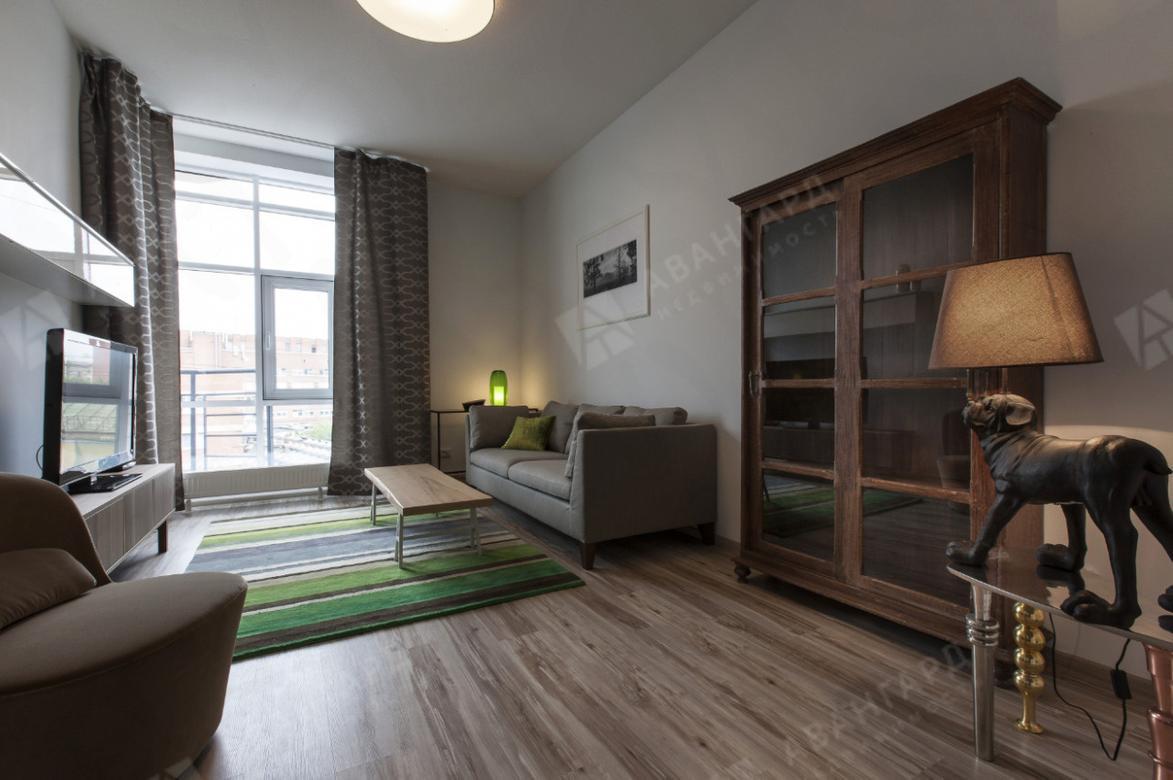 2-комнатная квартира, Детская ул, 18 - фото 1