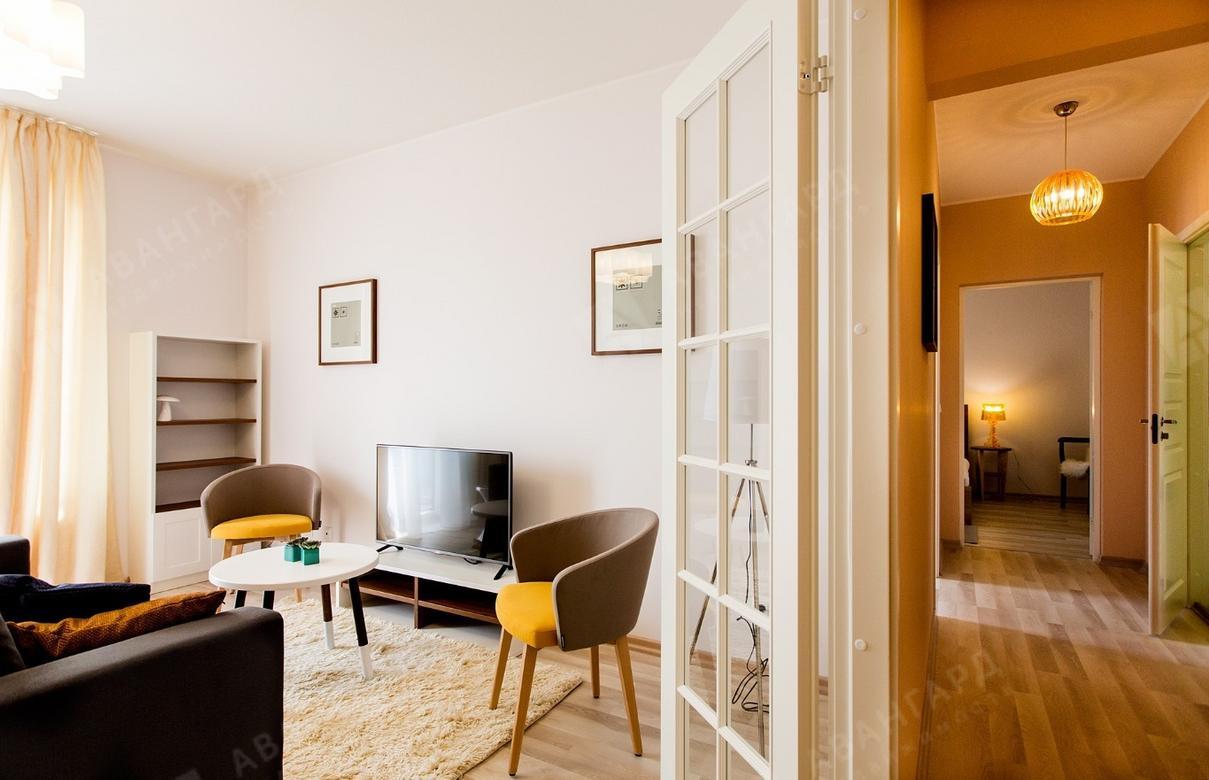2-комнатная квартира, Обводного канала наб, 108к4 - фото 1