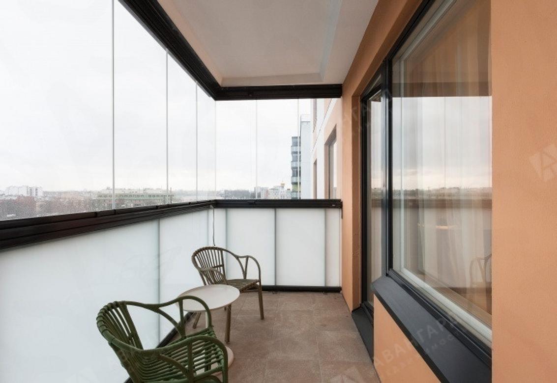 3-комнатная квартира, Реки Смоленки наб, 35 - фото 2