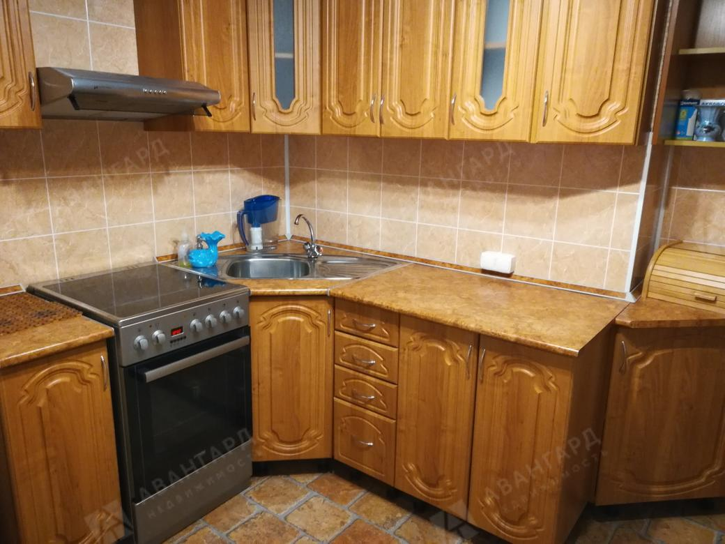 1-комнатная квартира, Краснопутиловская ул, 76к2 - фото 2
