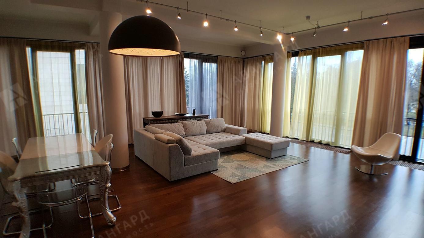 3-комнатная квартира, Мартынова наб, 74 - фото 1