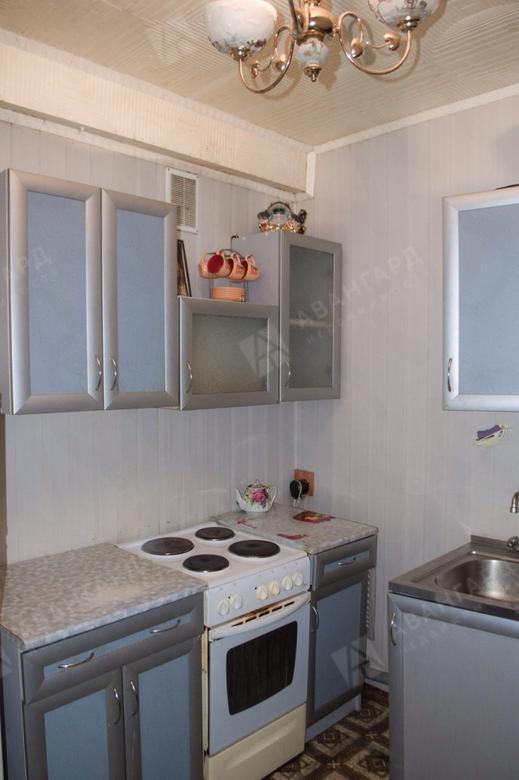 1-комнатная квартира, Белорусская ул, 16 к.2 - фото 1