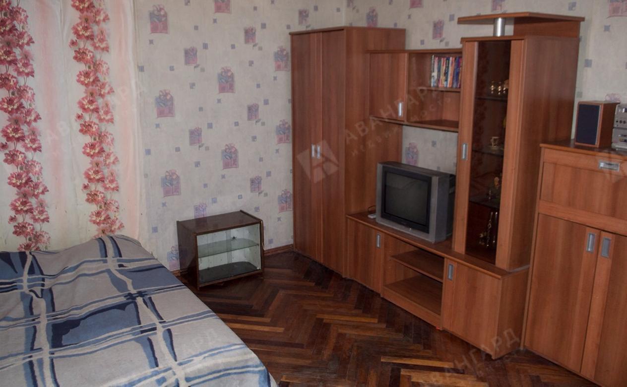 1-комнатная квартира, Белорусская ул, 16 к.2 - фото 2
