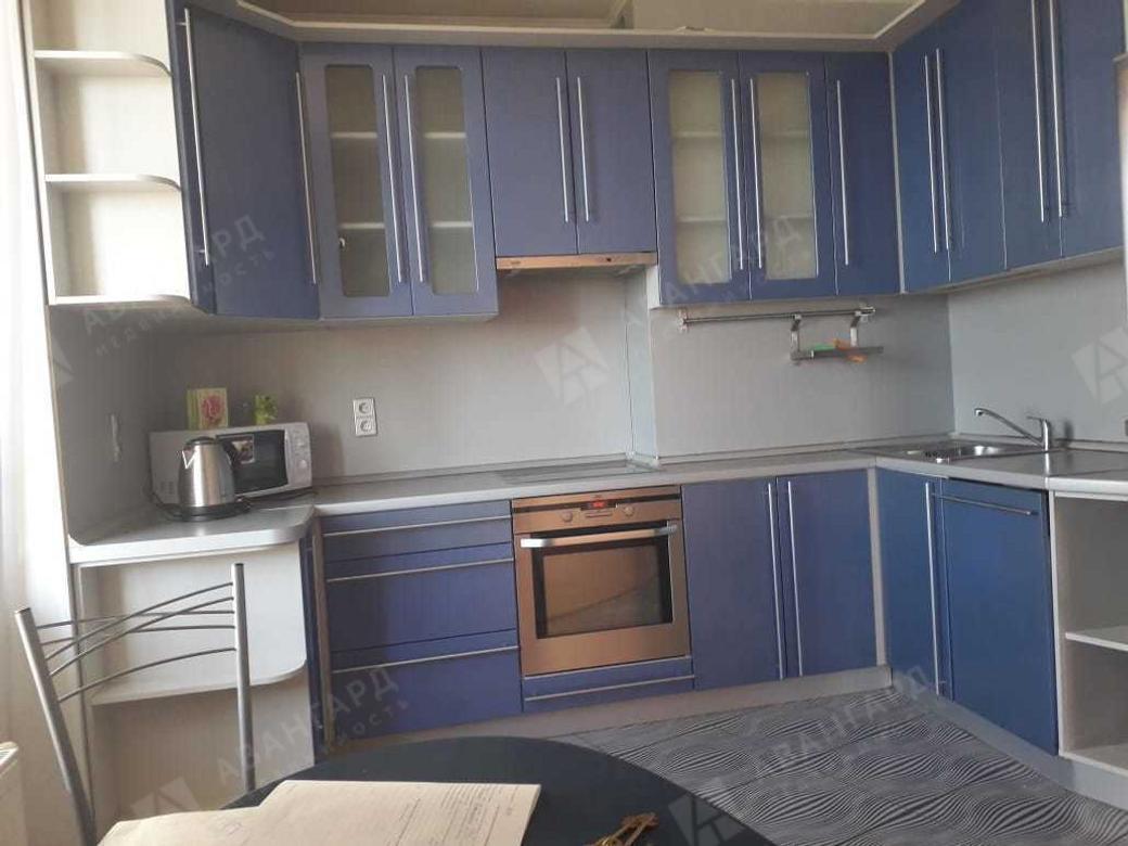 3-комнатная квартира, Просвещения пр-кт, 99 - фото 1