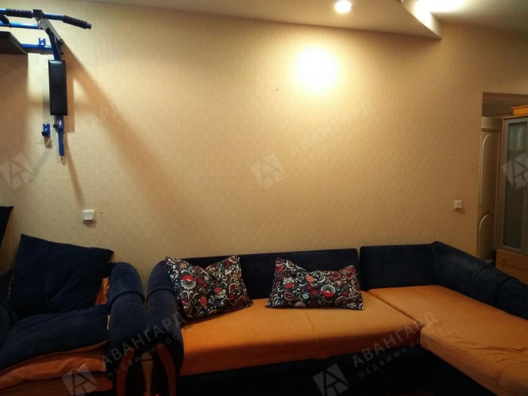 1-комнатная квартира, Камышовая ул, 46 к 1 - фото 2