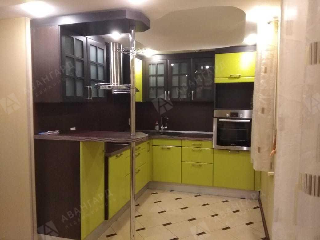 2-комнатная квартира, Авиаконструкторов пр-кт, 20к3 - фото 1