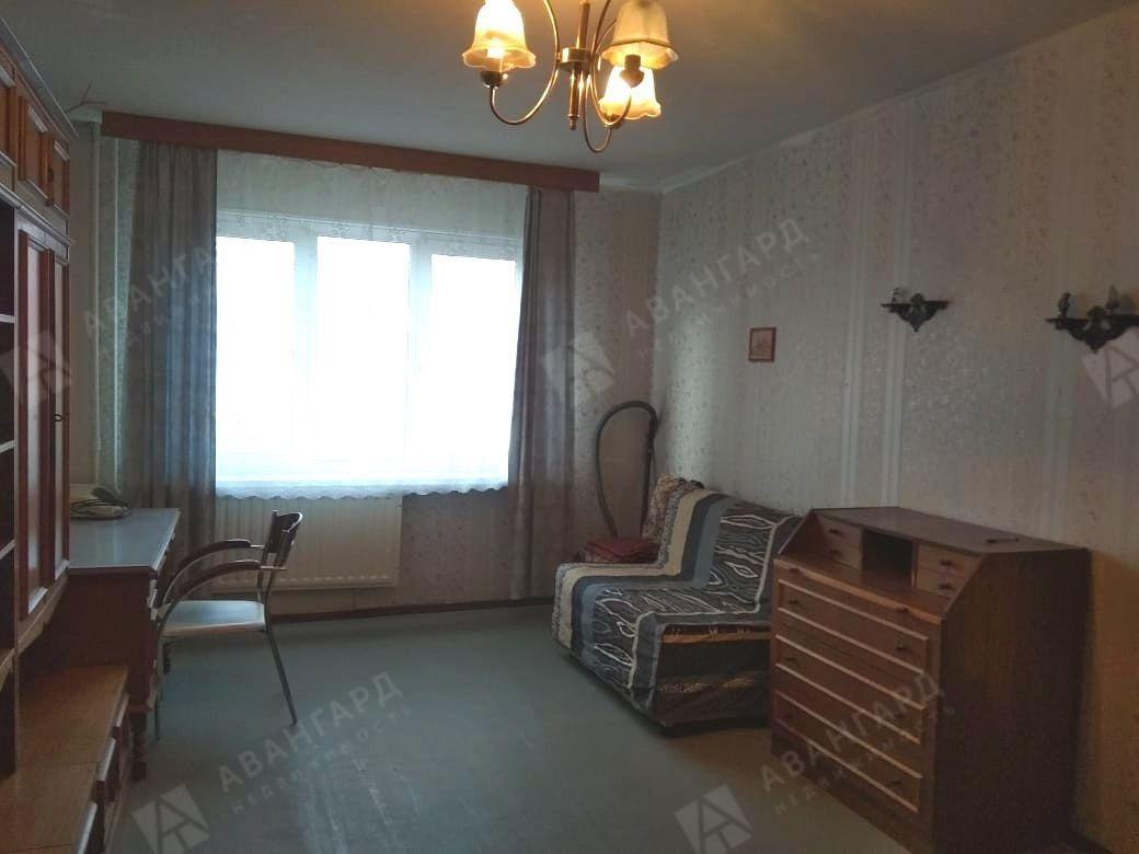 1-комнатная квартира, Ленинский пр-кт, 95к2 - фото 1