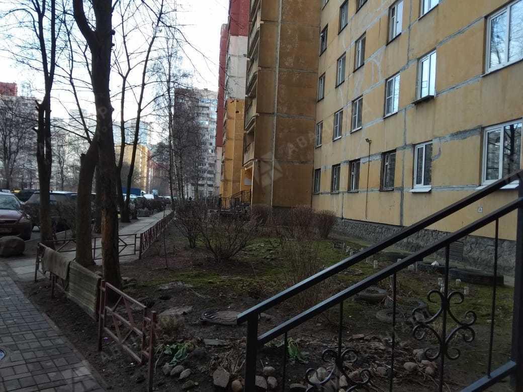 1-комнатная квартира, Ленинский пр-кт, 95к2 - фото 22
