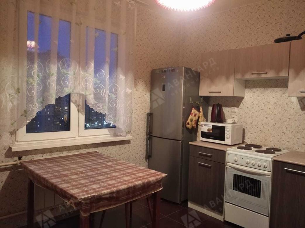 1-комнатная квартира, Яхтенная ул, 22к2 - фото 1