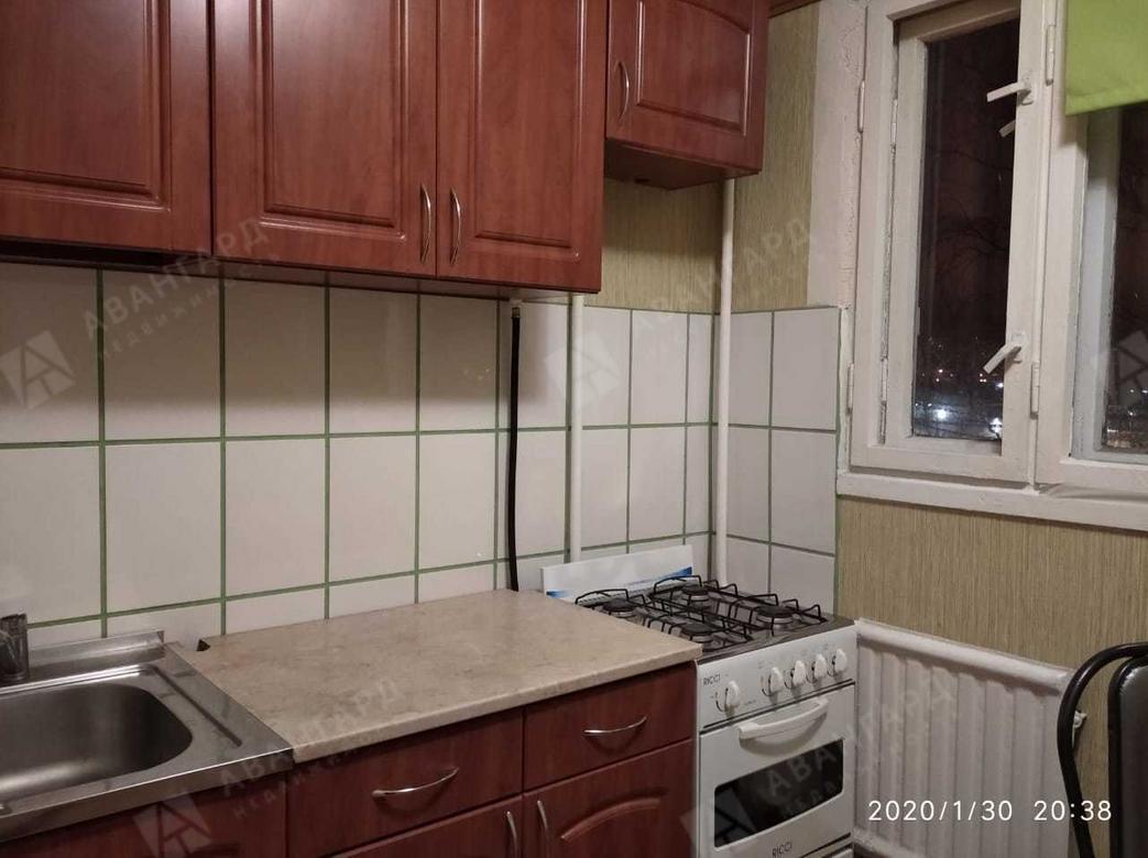 1-комнатная квартира, Лужская ул, 14к1 - фото 2