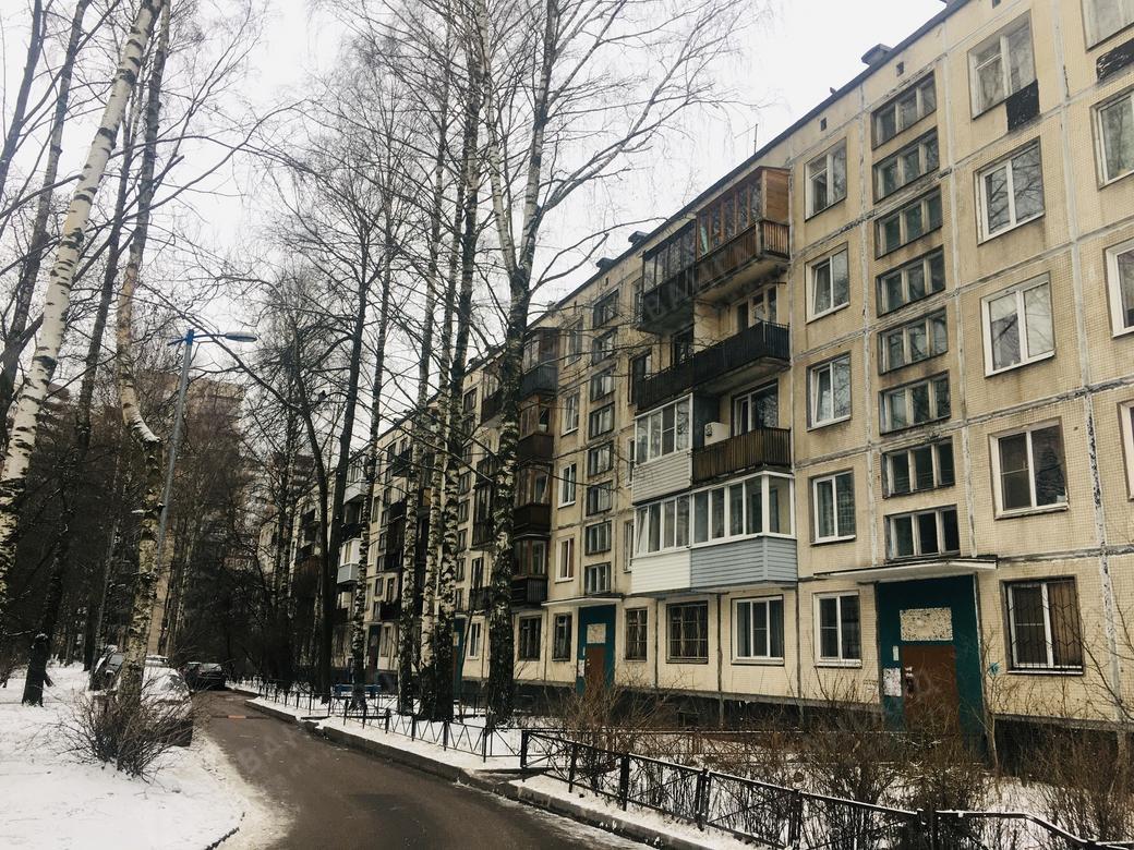 1-комнатная квартира, Вавиловых ул, 11 к3 - фото 1